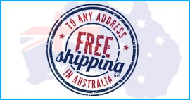 Free Shipping to Any Address in Australia