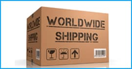 Worldwide Shipping Of Motorcycle Apparel