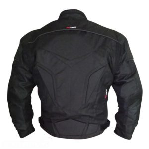 Cordura Textile Jacket 100% Waterproof with Air Vents