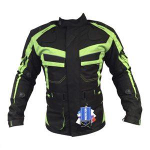 Dare Rider™ Hi Viz Motorcycle Textile Cordura Jacket