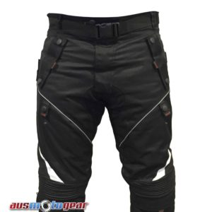 Motorcycle Textile Cordura Pants with Air Vents