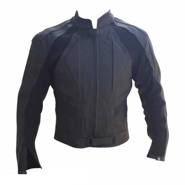 mens matte leather jacket