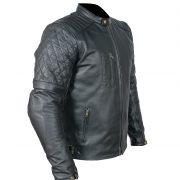 leather jacket ploe side