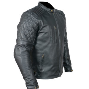 leather jacket ploe side